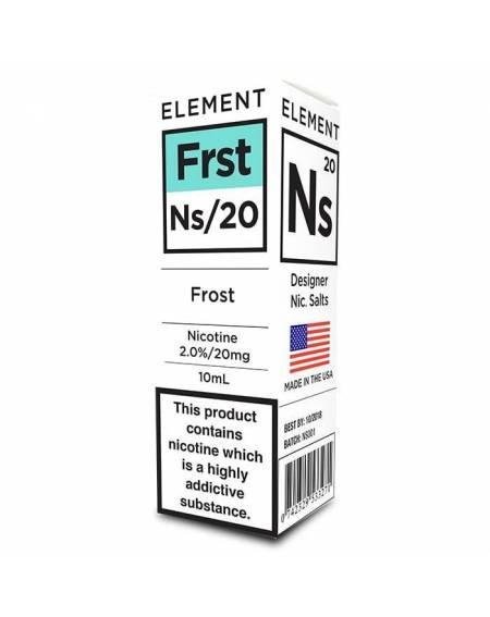 Buy Element NS20 Frost! | RoyalSmoke.co.uk