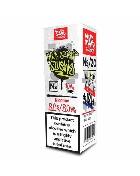 Buy Element NS20 Neon Green Slushie! | RoyalSmoke.co.uk