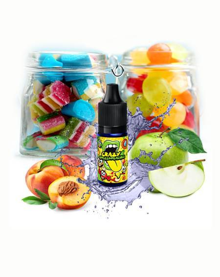 Buy Big Mouth CRAZY APPLES and PEACHES!   RoyalSmoke.co.uk