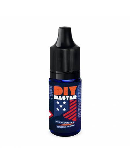 Buy DIY MASTER ELEMENT NS20 NICSALT NICSHOT! | RoyalSmoke.co.uk
