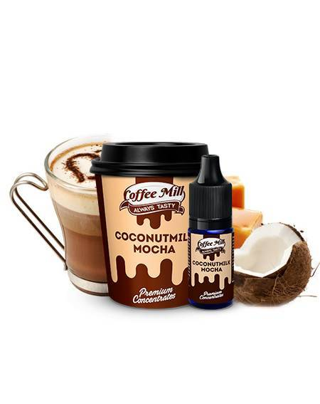 Buy Coffee Mill Coconutmilk Mocha! | RoyalSmoke.co.uk