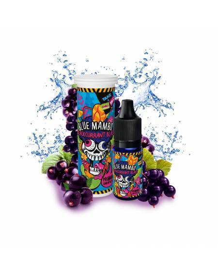 Buy Chill Pill Blue Mambo - Blackcurrant Blast! |