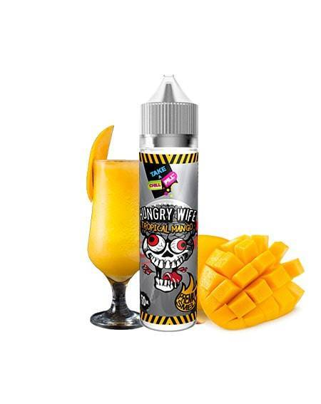 Buy Chill Pill Hungry Wife - Tropical Mango| RoyalSmoke.co.uk
