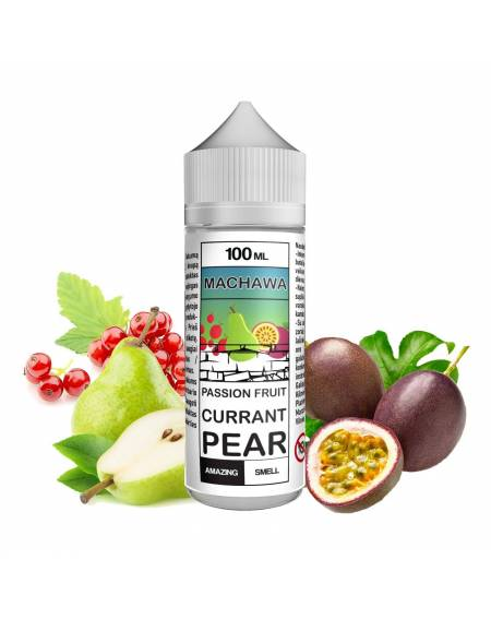 Buy MACHAWA PASSION FRUIT CURRANT PEAR| RoyalSmoke.co.uk