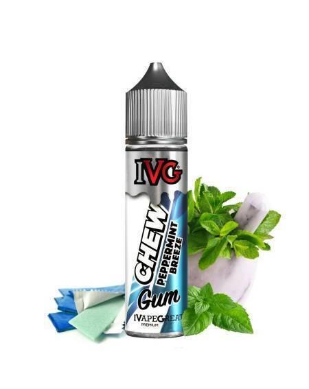 Buy I VG Chew Peppermint Breeze| RoyalSmoke.co.uk