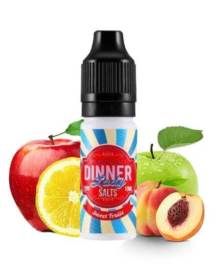 Buy DINNER LADY SALTS SWEET FRUITS| RoyalSmoke.co.uk