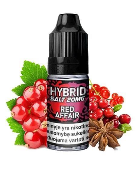 Buy HYBRID Salts RED AFFAIR| RoyalSmoke.co.uk