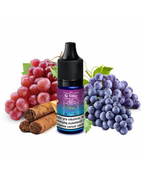 Buy Al Carlo Salt Grape Craze| RoyalSmoke.co.uk