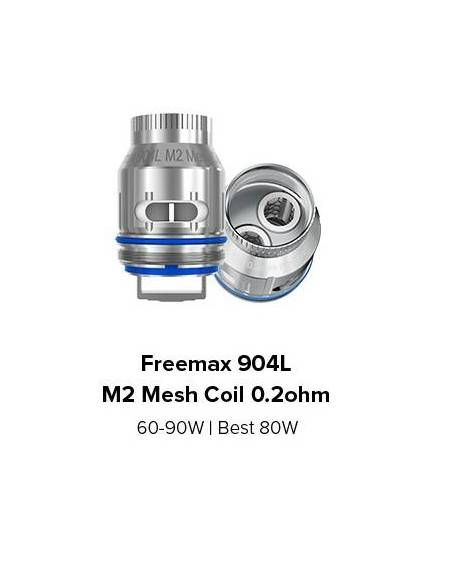 Buy FreeMax M2 904L Coil| RoyalSmoke.co.uk