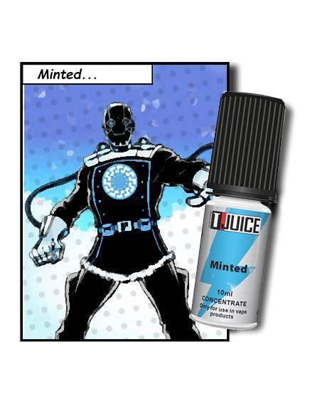 Buy T-Juice MINTED Aroma| RoyalSmoke.co.uk